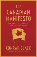 Media Cover for Canadian Manifesto