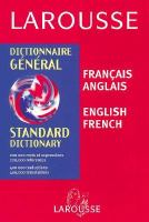 Standard French-English, English-French Dictionary