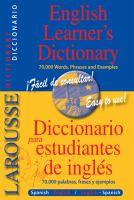 Larousse diccionario