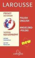 Larousse Pocket Dictionary