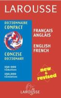 Concise French-English English-French Dictionary