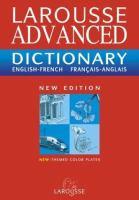 Larousse French-English, English-French Dictionary