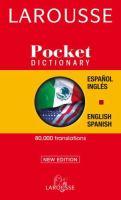 Larousse Diccionario Pocket