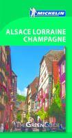 Alsace Lorraine Champagne