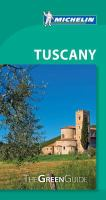 Michelin Green Guide Tuscany, 9e