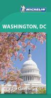 Michelin Green Guide Washington, D.C