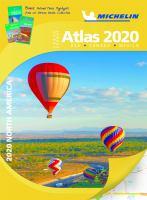 Michelin Large Format Atlas 2019