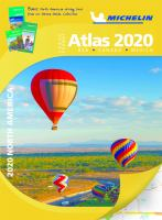 Michelin Large Format Atlas 2020