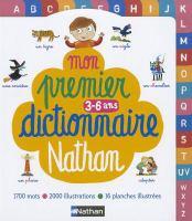 Mon premier dictionnaire Nathan