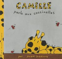 Camille parle aux coccinelles