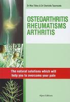 Osteoarthritis Rheumatisms Arthritis