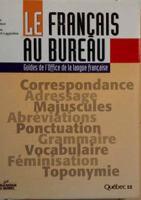 Le Francais Au Bureau
