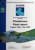 Floodaware Final Report