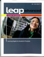 LEAP Advanced
