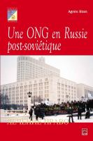 Une ONG en Russie post-soviétique