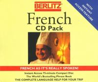 French CD Pack
