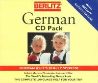 German CD pack