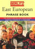 East European Phrase Book