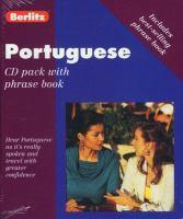 Berlitz Portuguese CD Pack With Phrase Book