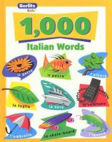 1,000 Italian Words