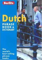 Dutch Phrase Book