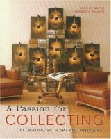 A Passion For Collecting