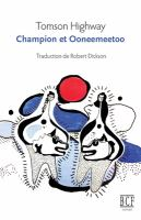 Image: Champion et Ooneemeetoo