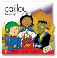 Caillou Dresses Up!