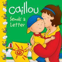 Caillou Sends A Letter