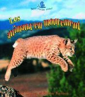Les animaux en mouvement