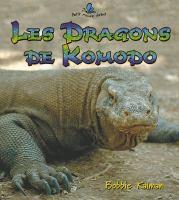 Les dragons de Komodo