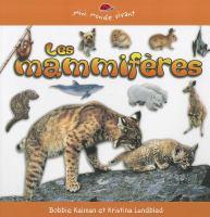 Les mammifères