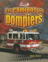 Les camions de pompiers