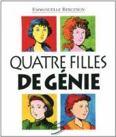 Quatre Filles de génies