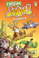 Agent Jean!
