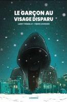Cover of Le garçon au visage disparu