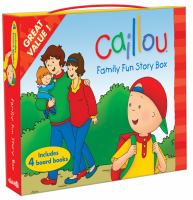 Caillou at the Zoo