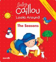Baby Caillou Looks Around