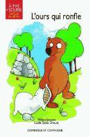 L'ours qui ronfle