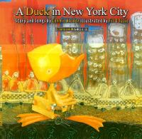 A Duck in New York City