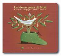 Les douze jours de Noël(CD)