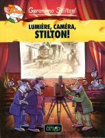 Lumière, caméra, Stilton!