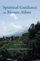 Spiritual Guidance on Mount Athos