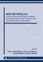 New Materials II
