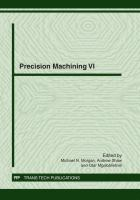 Precision Machining VI