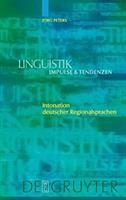 Intonation deutscher Regionalsprachen