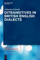 Ditransitives in British English Dialects