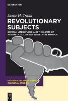 Revolutionary Subjects