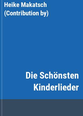 """Die schönsten Kinderlieder aus """"Das grosse Liederbuch"""" [sound recording] / gesungen von Heike Makatsch ; arrangiert von derhundmarie."""