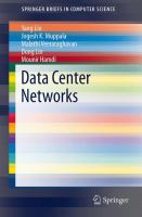 Data Center Networks